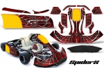 CRG Kart Graphics Kit NA2 - New Age Body