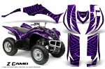 Yamaha Wolverine 2006-2012 Graphics Kit