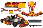KG EVO Stilo Shifter Kart Graphics Kit