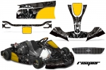 Righetti Ridolfi XTR14 Body - Kart Graphics Kit