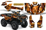 Can-Am Outlander 800r/1000 XT XT-P DPS SST G2 2012-2016 Graphics Kit