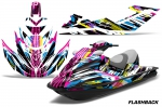 Sea Doo RXT Sitdown 2005-2009 Jet Ski Graphics Kit