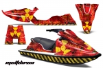 Sea Doo XP Bombardier Sitdown 1994-1996 Jet Ski Graphics Kit