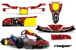KG FP7 - Kart Graphics Kit for Faring Pods Spoiler