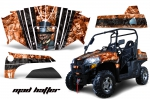 Bennche Sprire 800 Side x Side UTV Graphics Kit