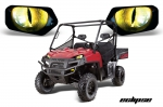 Polaris Ranger 2009-2012 Head Light Eye Graphics