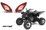 Yamaha Raptor Head Light Eye Graphics for Raptor 660