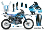 Kawasaki KDX200 1989-1994 Graphics Kit