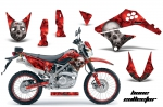 Kawasaki KLX125 D-Tracker 2010-2013 Graphics Kit