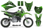 Kawasaki KLX110L 2010-2019 Graphics Kit