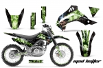 Kawasaki KLX140 2008-2017 Graphics Kit