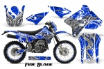 Kawasaki KLX400 2000-2009 Graphics Kit