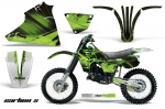 Kawasaki KX125 1983-1985 Graphics Kit
