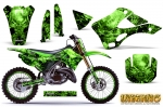 Kawasaki KX125 KX250 1999-2002 Graphics Kit