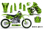 Kawasaki KX500 1988-2004 Graphics Kit