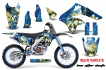Kawasaki KX250F 2006-2008 Graphics Kit