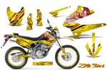 Kawasaki KLX250 2008-2013 Graphics Kit