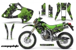 Kawasaki KLX250 1998-2003 Graphics Kit
