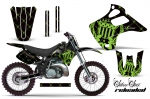 Kawasaki KX125 KX250 1992-1993 Graphics Kit