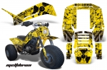 Yamaha Shaft DX 225 3 Wheeler Graphics Kit 1983-1985