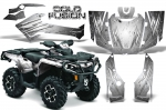 Can-Am Outlander 500/650/800/1000 XMR/MAX XT XT-P DPS SST G2 2013-2018 Graphics Kit