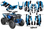 Polaris Scrambler 850/1000 2013-2018 Graphics Kit