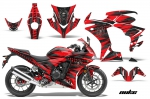 Honda CBR 500R Sport Bike Graphics Kit 2013-2014