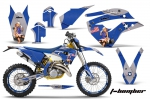 Husaberg TE 125-300 Graphics Kit 2011-2012