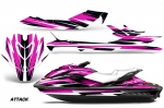 Sea Doo GTI/GTR/GTS HD Sitdown 2011-2014 Jet Ski Graphics Kit