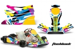 KG Freeline Birel Cadet Kart Graphics Kit