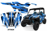 Polaris General SXS 2 Door 2016-2018 Graphics Kit