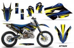 Husqvarna TC 125/250, FC 250/350/450 2014-2016 Graphics Kit