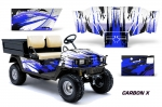 EZGO Workhorse 1996-2003 Golf Cart Graphic Kit