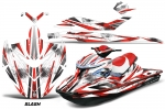 Sea Doo RXP Sitdown 2004-2011 Jet Ski Graphics Kit