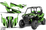 Polaris RZR 900 S 2015-2016 Graphics Kit