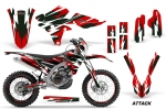 Yamaha WR250F 2015-2018 WR450F 2016-2018 Graphics Kit