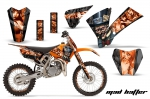 KTM SX 85/105 2004-2005 Graphics Kit