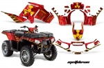 Polaris Sportsman 550 09-15 - 850 850 SP 1000 13-16 Graphics Kit