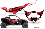 Can-Am BRP Maverick X3/X DS/ X RS 2016-2017 Graphics Trim Kit