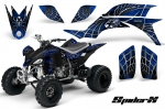 Yamaha YFZ 450 2004-2013 Graphics Kit