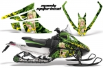 Arctic Cat F Series Graphics Kit