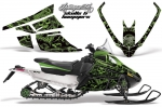 Huntington Ink Arctic Cat F Series Graphics Kit