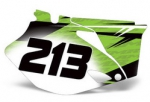 Number Plate Graphics