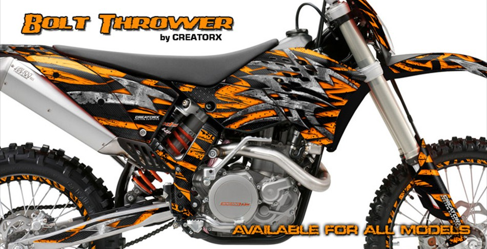 Dirt Bike Graphics ATV Graphics Sled Graphics Decals - Decal graphics for dirt bikes